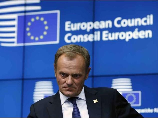 """Ucraina: nuove sanzioni Ue da domani. Mosca protesta """"illegittime"""""""