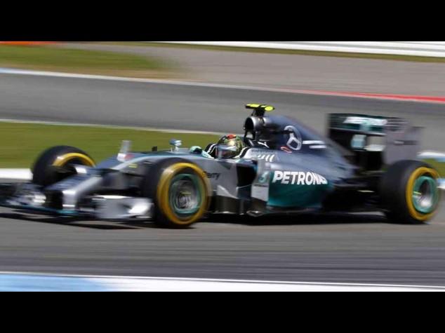 F. 1: Gp Germania, Rosberg domina libere, 2ˆ Hamilton e 3ˆ Alonso