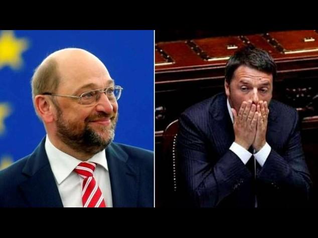 Ue: Schulz, su flessibilita' in Parlamento ampia maggioranza
