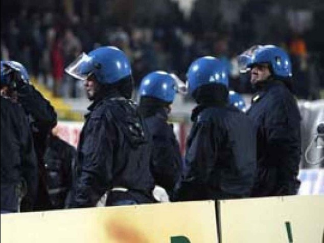 Calcio: domani Atalanta-Roma, mobilitati 350 agenti