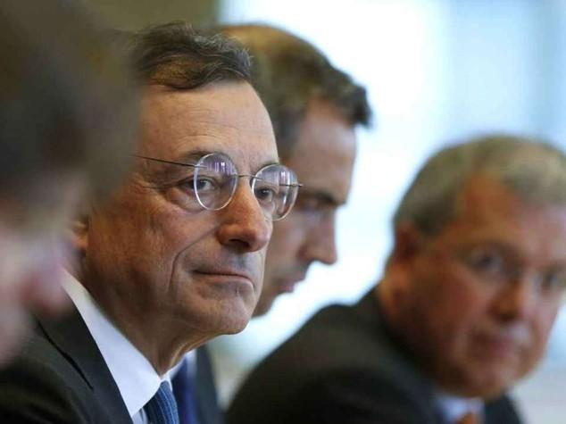 Via al vertice Bce a Napoli  Europa divisa sui vincoli bilancio