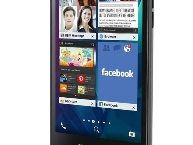 BlackBerry lancia il BlackBerry Leap in Italia