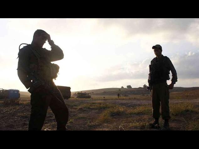M. O.: Israele continua a controllare se soldato manca all'appello
