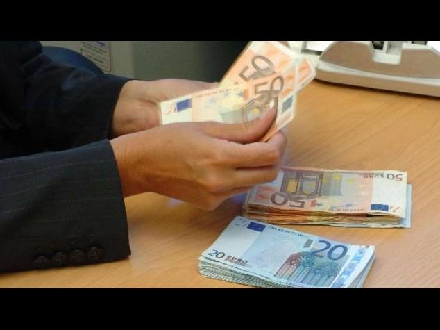 Confesercenti, in tre anni persi 103 mld euro di prestiti