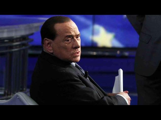 """Riforme: Berlusconi, """"su economia e giustizia noi all'opposizione"""""""
