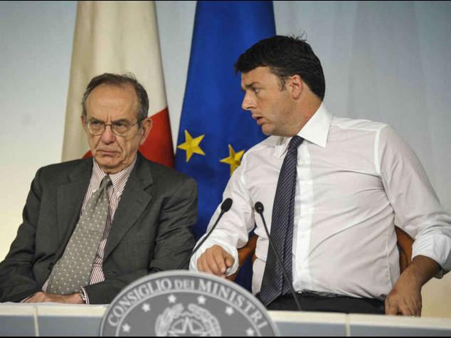 """Renzi: riforme e poi referendum  """"Il meglio deve ancora venire"""""""