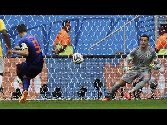Brasile-Olanda, finalina con poca consolazione: 0-2