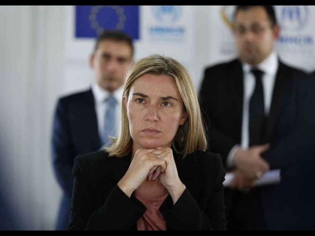 Renzi conferma la nomina di Federica Mogherini alla Ue
