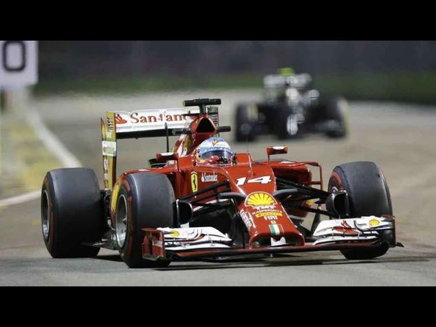 """Alonso """"guidare a Singapore di notte? Affascinante"""""""