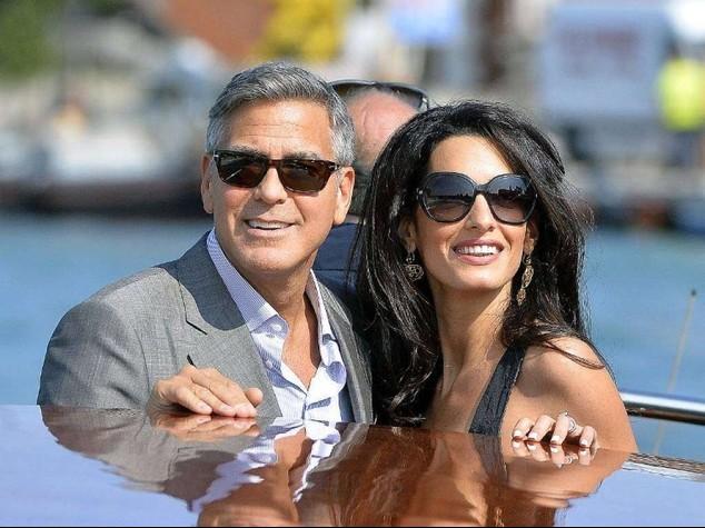 Clooney e Amal anticipano, Veltroni li ha gia' sposati