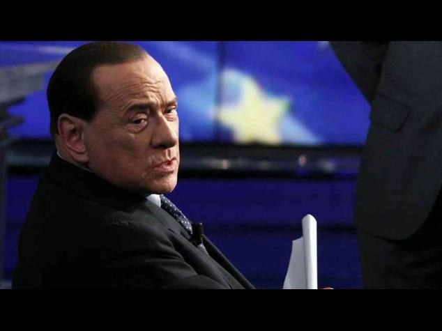 Berlusconi diffidato dal Tribunale per attacchi a magistratura