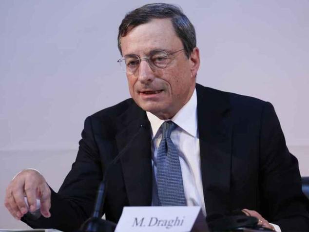 Borse crollano dopo vertice Bce Draghi: la crisi sembra infinita -  Foto