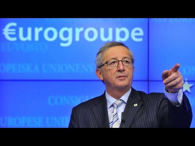 Ue: da martedi' prove di maggioranza Per Juncker settimana calda