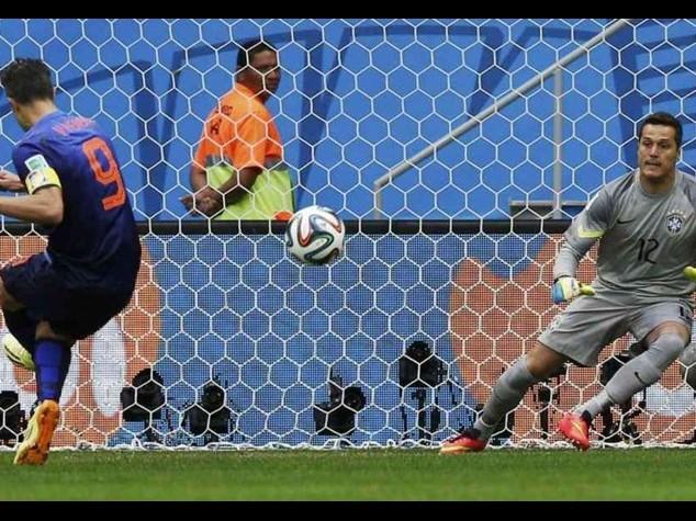 Brasile, il naufragio e' totale: 0-3 con l'Olanda