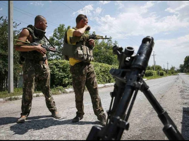 Moscow considers 'surgical strike' on Ukraine