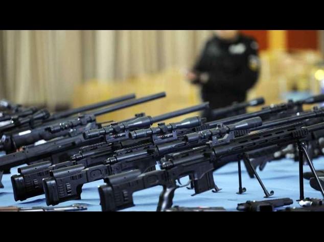 'Ndrangheta: armi e droga, 19 arresti per cosca di Reggio Calabria