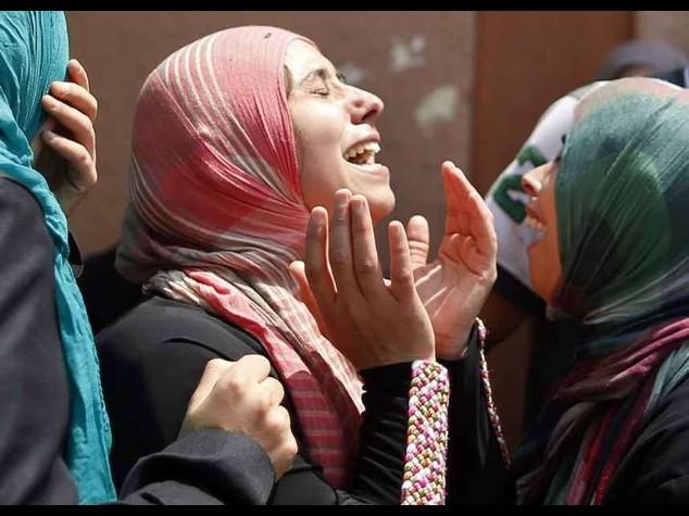 Two Israeli air raids kill 25 in Gaza