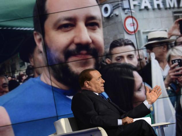 Centrodestra: Salvini, nessuna fusione con Forza Italia. Ok a collaborazione