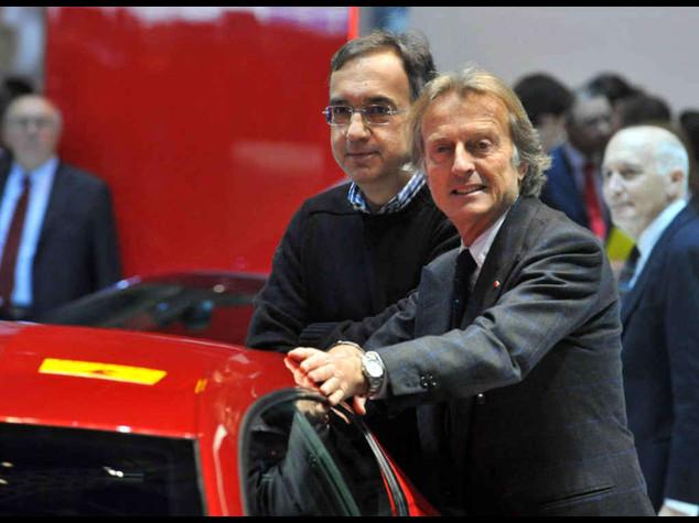 Ferrari: Montezemolo lascia Marchionne nuovo presidente