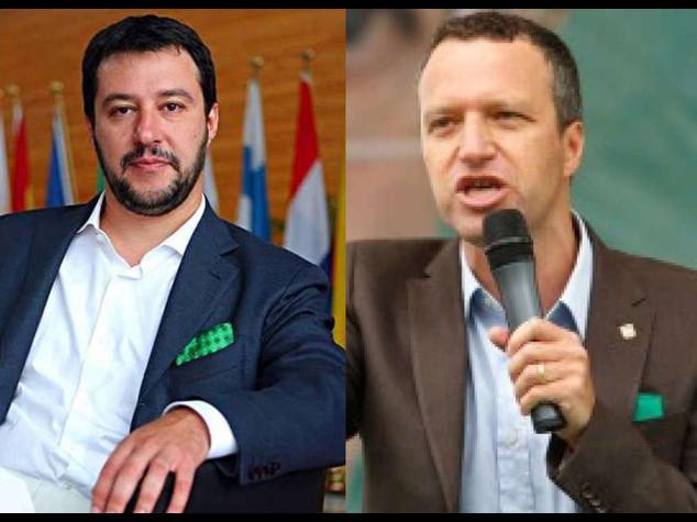 """Tosi: Salvini dittatore della Lega E lui: """"Non rispondo a insulti"""""""