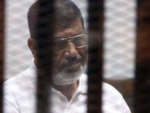 Egitto: confermata condanna a morte per l'ex presidente Morsi