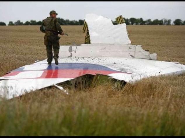 Jet Malaysia abbattuto in Ucraina Scambio accuse Kiev-filorussi