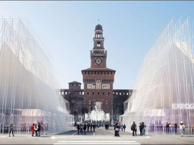 Bufera Expo, indagato il manager del Padiglione Italia