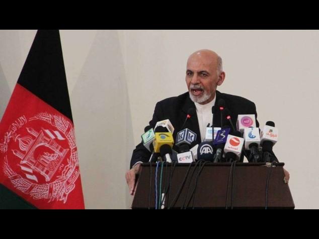 Afghanistan: si insedia il nuovo presidente Ghani
