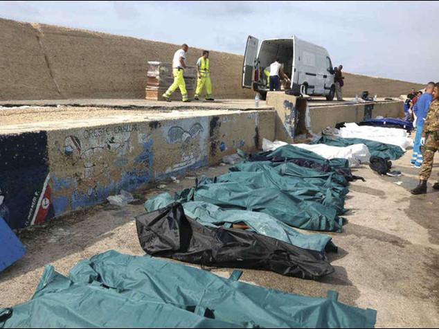 """Presi i trafficanti del naufragio di Lampedusa. """"La strage voluta da Allah"""" - Video"""