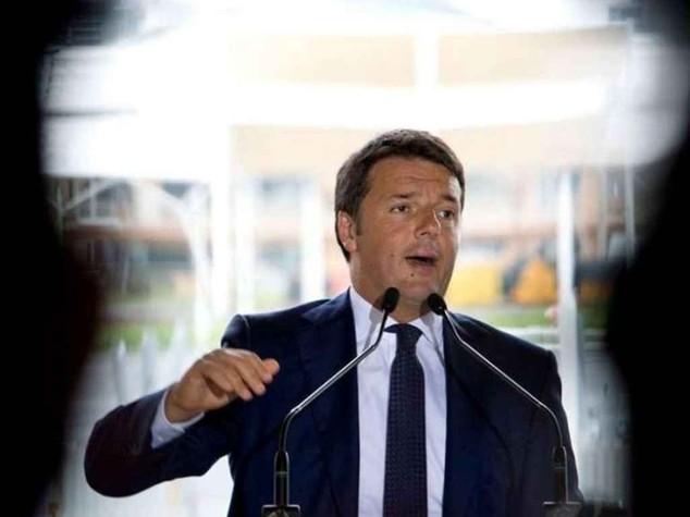 Renzi: riforma del lavoro a giorni Tfr in busta paga, aiuti a imprese