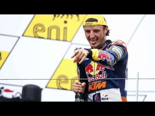 Moto3: Miller wins German GP