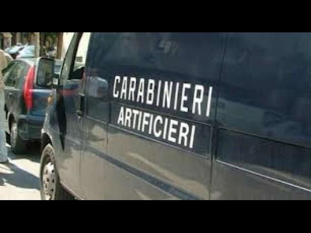 Esercito: artificieri disinnescano a Cori bomba aereo 250 libbre