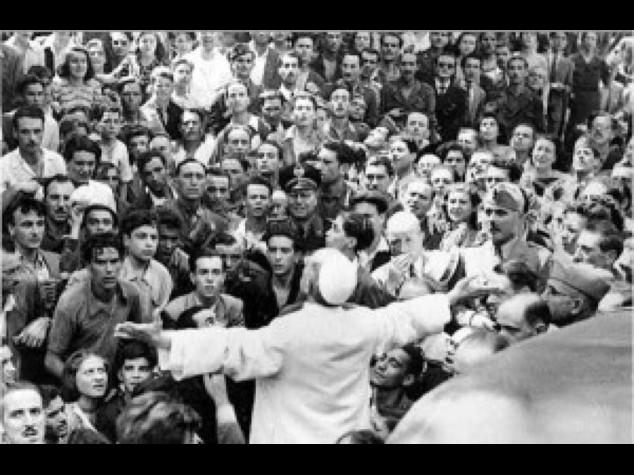 Storia: 71 anni fa il bombardamento di San Lorenzo; quando Pio XII scese tra le macerie