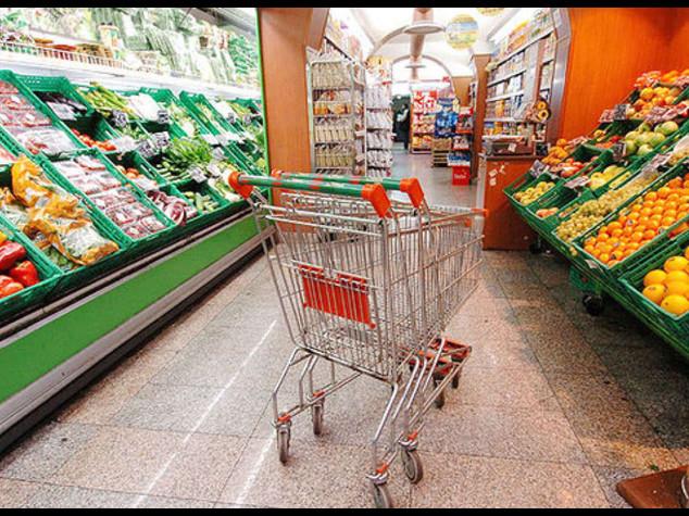 Frena inflazione, mai cosi' bassa da 2009
