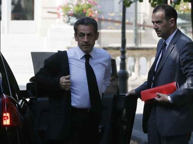 Sarkozy interrogato e fermato  Rete di informatori su inchieste