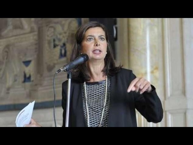 Ricerca: Boldrini, Conferenza Houston punto di riferimento