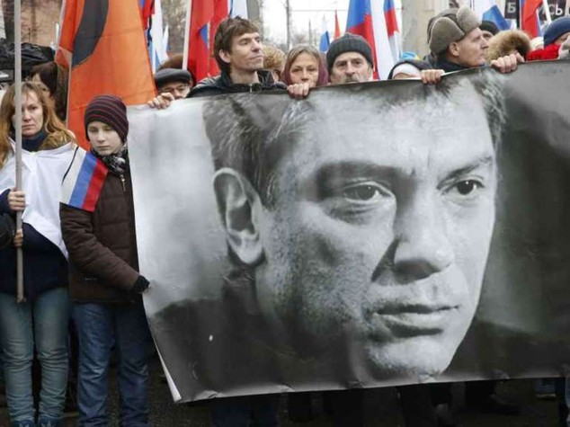 Sacrilege to politicise politician's murder, says Moscow