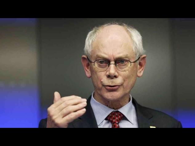"Ue: Van Rompuy, ""occorre favorire investimenti"""