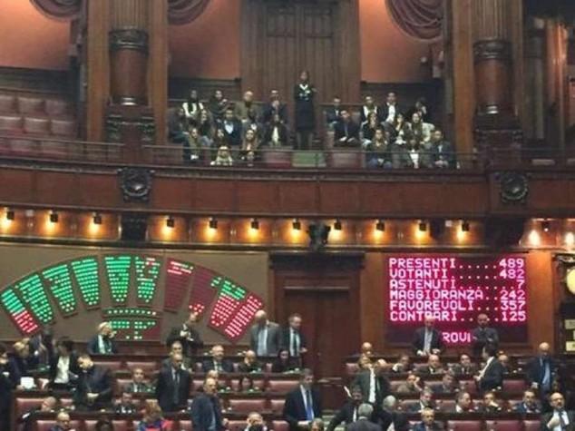 Si' della Camera alle Riforme Renzi: ora Paese piu' semplice