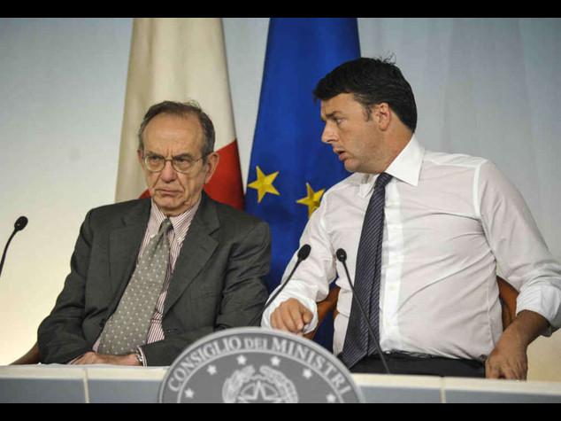 """Renzi: """"bene giudizio Ue"""". Su unioni civili """"rispettero' impegno"""""""