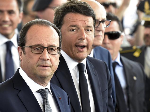 Immigrati: Renzi, no forzature Nessuna tensione con Parigi