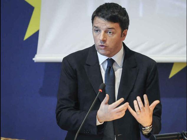 Renzi, sul lavoro andiamo avanti. Rispettiamo i patti Ue