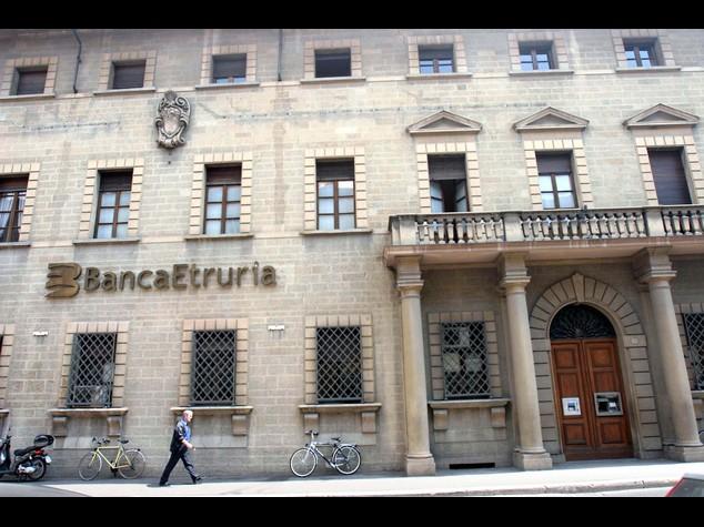 Banca Etruria dichiarata insolvente