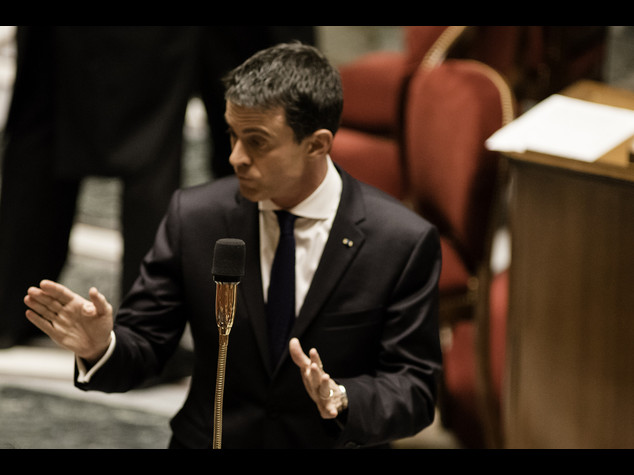 "Valls, ""frasi infelici nella mozione Unesco su Gerusalemme"""