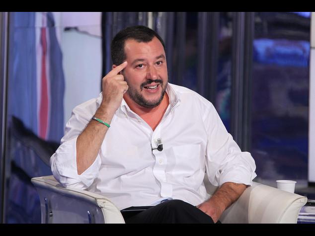 """Salvini avverte Berlusconi: """"Il leader sono io"""""""