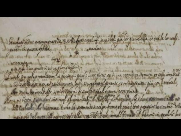 Mostre: quando Galileo scrisse che la luna non e' liscia