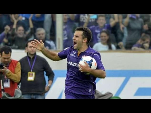 """Calcio: Fiorentina, Rossi """"vincere in viola e tornare in azzurro"""""""