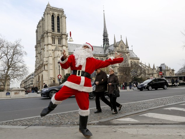 Non sarà un 'bianco Natale',  caldo record e niente neve