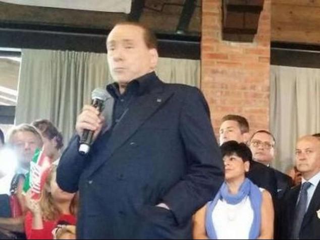 """Berlusconi, """"in F.I. servono forze nuove"""""""