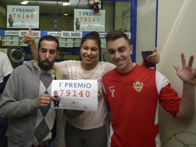Spagna :salvato dal mare, senegalese vince lotteria Natale